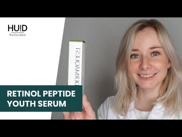 Retinol Peptide Youth Serum