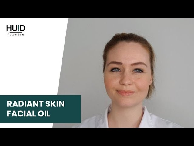 Radiant Skin Facial Oil