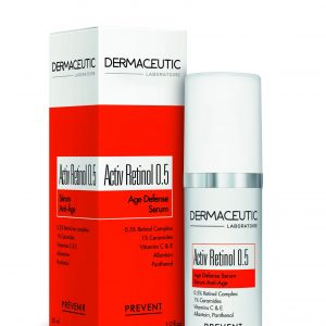 Activ Retinol 0.5 30ml box side