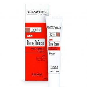 Derma Defense Medium - Box and Tube